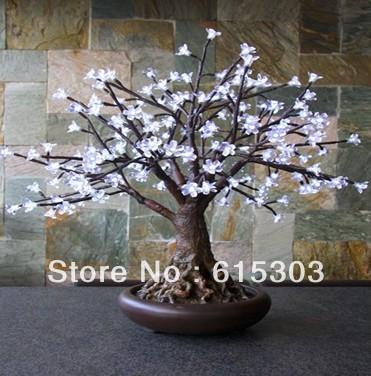 Christmas tree LED Cherry Simulation Tree led cherry blossom lights(China (Mainland))