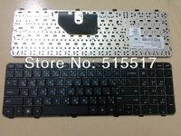 Free shipping black  AR clavier Arabic laptop keyboard for HP Pavilion dv6-6000 dv6-6100 dv6-6200 dv6-6b00 dv6-6c00