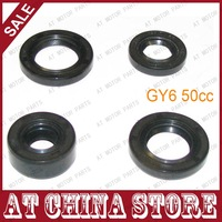 Chinese Scooter Engine Oil seal sets for 139QMB 139QMA Gy6 50cc Chinese Scooter Moped ATV