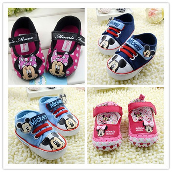 Free shipping !cartoon baby boy shoe toddlers baby shoes soft bottom.1 pair/lot
