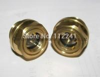 M16x1.5 Brass Oil Sight Glass