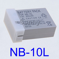 NB-10L Rechargeable Li-Ion Battery pack for Canon PowerShot G1 X, G1X, G15, G16,SX40 HS, SX40HS, SX50 HS, SX50HS  Digital Camera