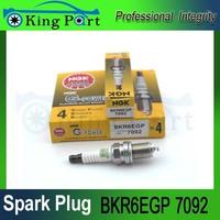 Best Price Perfect High  Quality  Brand New  NGK G-Power Platinum Alloy Spark Plug BKR6EGP 7092