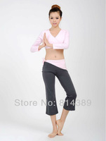 track suits for ladies, Free shipping women's yoga wear, Leisure soprts suit for outdoor activity