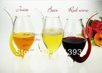 New light glass,sucking vampire Sucking Vampire Wine Glass,Whiskey Drinking Wineglass Mug,like vampire sucks blood