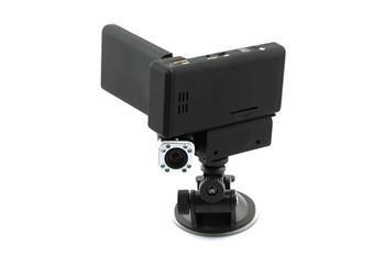 Dual Camera IR Night Vision Car camera Dual Lens Car Camera DVR SPC-0658