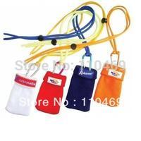 Lanyard with mobile phone sock, lanyard with mobile phone holder, mobile phone pouch,  mobile phone lanyard