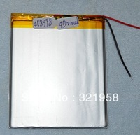 Good Qulity 3.7V 5000mAH (Real 4500mAH) Li-ion battery for  7,8 Inch Q88,Q8,A13,N83,A85,A86 tablet PC,MID,GPS  4.5*83*98mm