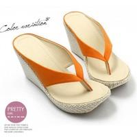 2014 New styles women sandals and slippers flip flop fashion platform sandals wedeges slipper high heel beach slipper big size