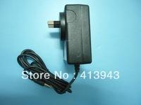 AC 100V-240V Converter Adapter DC 24V 1A Power Supply AU Plug 25PCS+  Free shipping DC 5.5mm x 2.1mm 1000mA