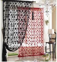 Free shipping-100cmX200cm circle curtain, string panel, fringe panel, room divider, wedding drapery