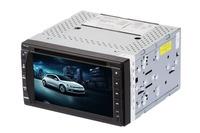 IN6204DVD  6.2 inch universal car dvd player