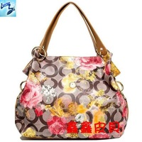 women handbags of famous brands 2013 new famous brand handbags flower print bag handbag shoulder bag women messenger bags 721