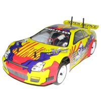 HSP 94103 XEME Super Motive 1/10th 4WD Electric On-Road Touring Car