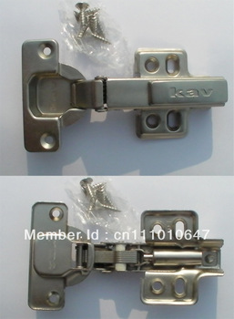 10 Years Service Life, 2 Years Guarantee High Quality Soft Close Hinge Cabinet Doors Silence Hinge Cabinet Door Closers