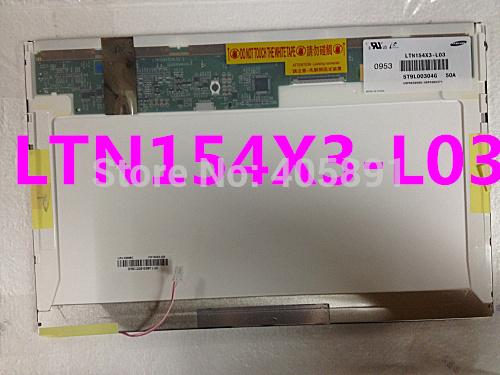 15.4LCD brand new N154I2-L02 LTN154AT01 LTN154AT08 LTN154AT07 LP154WX4 LP154X3 LP154WX4 LP154WX5 B154EW08 B154EW02 LP154W01(China (Mainland))