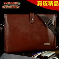 leather office bags for men briefcase portfolio men briefcase brand genuine leather shoulder bag man briefcase