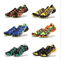 FREE Shipping new arrival salomon Running shoes WOMEN men 45, man sport men running shoes mens sneakers with box 11 colorway(China (Mainland))