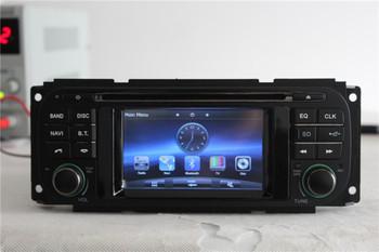 Car DVD Player GPS Navi For Jeep Grand Cherokee Dodge Chrysler Sebring Wrangler/4GB Free map card