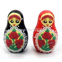 Retail genuine 2G 4G 8G 16G 32G usb pen drive thumb drive usb flash drive memory plastic cartoon Russian doll Free shipping