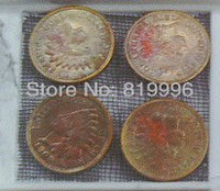 U.S. Coins Indian Head SmallCents 1909 ONE CENT Coins