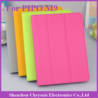 "1pcs Free Ship! 7.85"" Multicolor Original Special Leather Case For Pipo U8 Tablet PC"