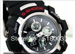2013 NEW famous brand watch+luxury brand +men's sports watches+classic watch+the bracelet watch led watch free shipping(China (Mainland))