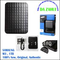 "100% Original SAMSUNG M3 1TB, 2.5"" USB3.0/2.0  External Portable Hard Disk Drive, Hard drive ,hdd"