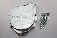 100% Brand New Chrome Engine Stator Cover For Suzuki GSX1300R Hayabusa 1999 2000 2001 2002 2003 2004 2005 2006 2007 2008