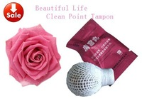 Lefuyuan   1.5g Beautiful life herbal vaginal tampon with free shipping