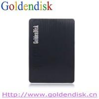 Free Shipping Goldendisk hard disk ssd 32GB ssd oem MLC SATA II 3Gb/s SSD Bulk cheap internal hard drives 2.5 inch black metal