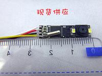 2pcs/pack 7mm,27mm length,SIDE mini Home Endoscope,av Borescope,avTube Snake Scope InspectionCamera,Waterproof,6 LED wired