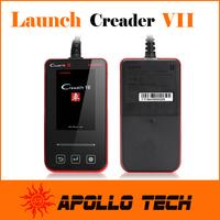 Professional Automobile Full-System Fault Code Reader Launch Creader VII 100% Original Free Update Via Internet Creader 7