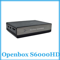 Free Shipping New Openbox S6000 HD BCM 7325 DVB-S2 IPTV USB PVR & Upgrating