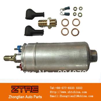TOP QUALITY External Fuel Pump, OEM:0580 254 044 Poulor 300lph