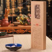 Pure sandalwood powder.Quality sandalwood incense sticks.32.5cm+400sticks+30min. Creats a mood of tranquility and peace of mind