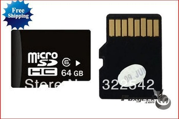 Real capacity 4GB TF Card upgraded to 64GB Mirco SD Memory Card,Custom Flash 10pcs/lot DHL Freeshipping