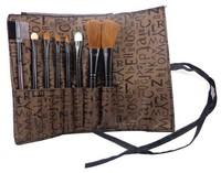 Make-up blush brush loose powder brush make-up cosmetic brush set piece set exquisite bags color    RS008