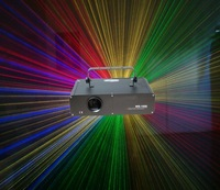*1000mw 1W ILDA laser full color CLUB light + ishow interface ilda software