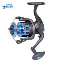Fishing reel spinning reels 6BB Fishing Spinning Spool Reel Front Drag
