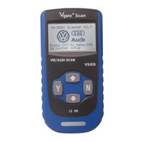 Vgate VS450 VAG CAN OBDII SCAN  TOOL for VW  audi ,free shipping
