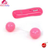 Baile Brand Dia:36mm7-vibration vaginal balls vibrators vibrating bullet geisha ball vibrator sex orgasm mini massager