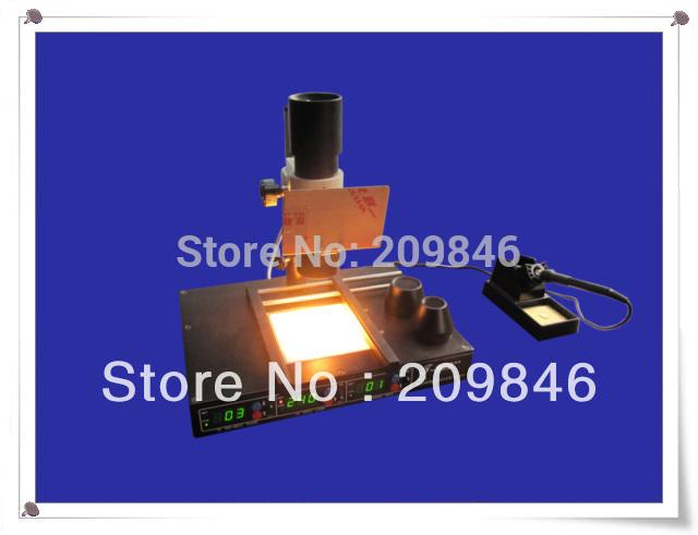 Infrared Rework Station t 862 Rework Station Bga t 862