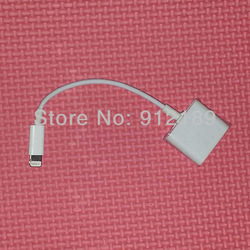 10pcs 30Pin To 8Pin Adapter With Cable For Apple IPhone 5 5G IPhone5 IPad Mini 30 Pin 8 Adaptor Cord Charger Sync Data(China (Mainland))