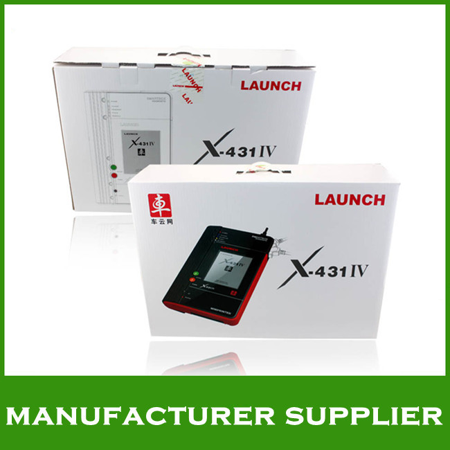 2015 20% off Promotion!! [Dealer Code:86A] New arrival 100% Original Launch X431 IV master update on Offcial site in any country(China (Mainland))