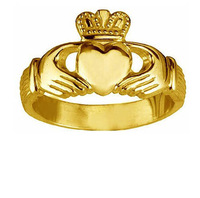 Claddagh Ring Characteristic Engagement Ring  High Quality Wholesale Jewelry Free Shipping