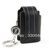 Genuine Leather Car Key fob cover Key protective Case for average size hanging around the waist car accessories