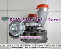 GT2052V 454205-5006S 454205-0006 454205 074145701D Turbo Turbocharger For VOLKSWAGEN VW LT II 2DM 2.5L 1999-06 Engine ANJ 108HP