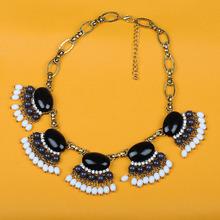 wholesale chunky stone necklace