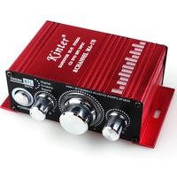 Car Amplifier MA-170 Automotive subwoofer Lights Function 12V Dplifier Computer Power Amplifier